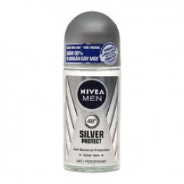 Nivea Men Silver Protect Roll On 50ml