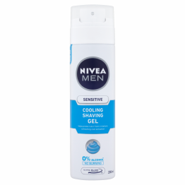 Nivea Men Sensitive Cooling Shaving Gel 200ml
