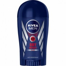 Nivea Dry Impact Stick (M) 40ml