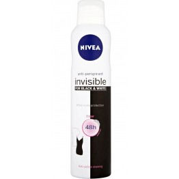 Nivea Anti-perspirant Invisible For Black & White Clear 150ml
