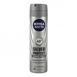 Nivea Men Silver Protect Spray Dynamic Power 150ml