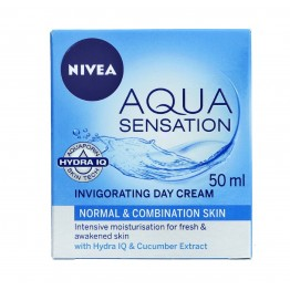 Nivea Aqua Sensation Invigorat Day Cream 50ml