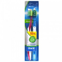 Oral B Cross Action Massage 35 Soft X 2