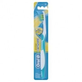 Oral B Toothbrush Complete-Anti-Bacteria 35 Soft