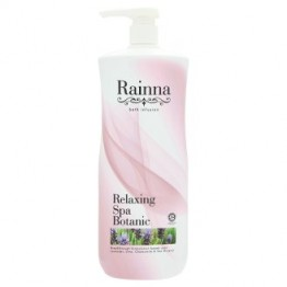 Rainna Botanic Relaxing Spa Bath Lavender,Lime,Chamomile & Sea Minerals 1000ml