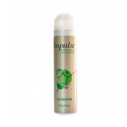 Rexona Impulse Perfume In An Aerosol Illusions 75ml