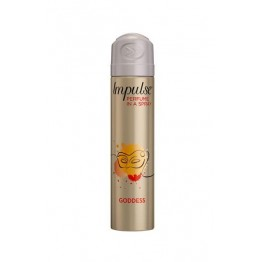 Rexona Impulse Perfume In An Aerosol Goddesss 75ml