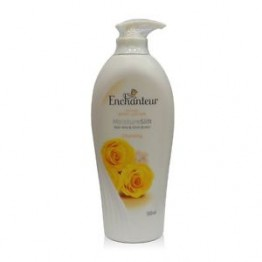 Enchanteur Moisture Silk Perfumed Body Lotion Charming 500ml