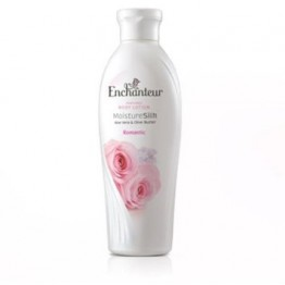 Enchanteur Moisture Silk Perfumed Body Lotion Romantic 500ml