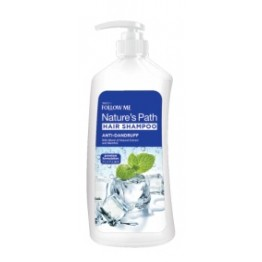 Follow Me Nature's Path Shampoo- Anti Dandruff 900ml