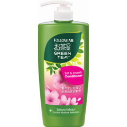 FOLLOW ME GREEN TEA CONDITIONER SOFT & SMOOTH 650ML