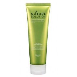 THE PLANT BASE NATURE SOLUTION NATURAL CLEANSING FOAM 120ML