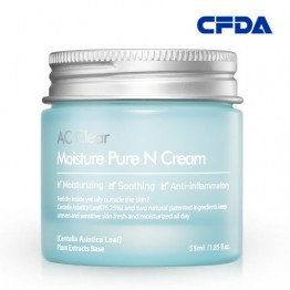 THE PLANT BASE AC CLEAR MOISTURE PURE N CREAM  55ML