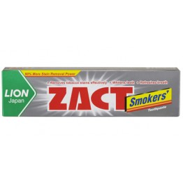 Zact Smokers Toothpaste 150g
