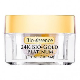 Bio Essence 24k Bio-Gold Platinum Dual Cream 40g