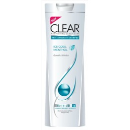 Clear Shampoo Ice Cool Menthol  340ml/350ml