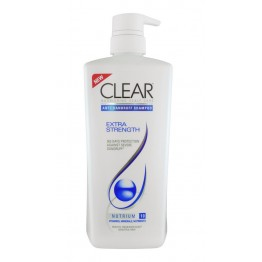 Clear Shampoo Extra Strength Shampoo 700ml