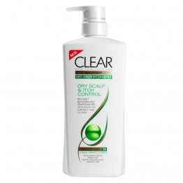 Clear Shampoo Dry Scalp & Itch Control 700ml