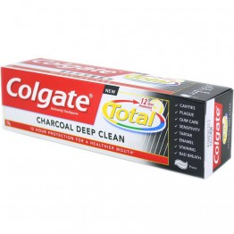 Colgate Total 12 Charcoal Deep Clean 150g