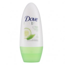 Dove Roll On - Go Fresh Cucumber & Green Tea Scent 50ml