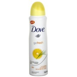Dove Go Fresh Grapefruit & Lemongrass Scent Spray 150ml