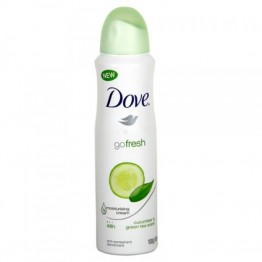 Dove Go Fresh Cucumber & Green Tea Scent Spray 150ml