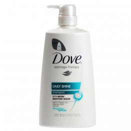 Dove Damage Therapy Daily Shine Shampoo 700ml