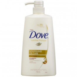 Dove Damage Therapy Nourishing Oil Care Shampoo 12x700ml