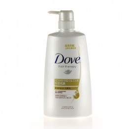 Dove Hair Therapy Nourishing Oil Care Shampoo 700ml Thai