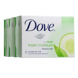 Dove Go Fresh Fresh Moisture Beauty Bar (R) 16X3X100g