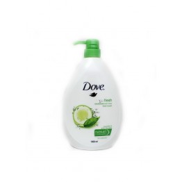 Dove Go Fresh Fresh Touch Cucumber & Green Tea Scent 12X1l