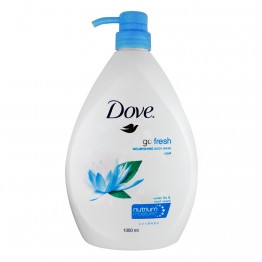Dove Go Fresh Nourishing Body Wash Cool 12X1l