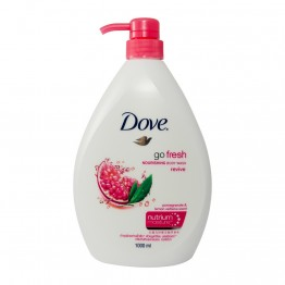 Dove Go Fresh Revive Pomegranate & Lemon Verbena Scent 12X1l
