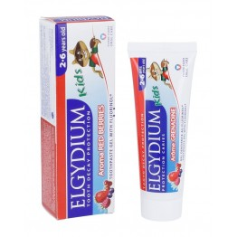 Elgydium Kids Red Berry Toothpaste 50ml
