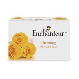 Enchanteur Charming Soap 4X90g