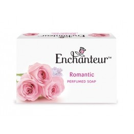 Enchanteur Romantic Soap 4X90g
