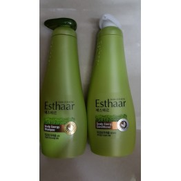Esthaar Scalp Energy Conditioner 500ml - Green