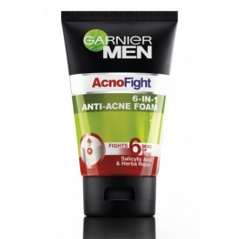 Garnier Men Acno Fight 6 in 1 Anti-acne Foam 50ml