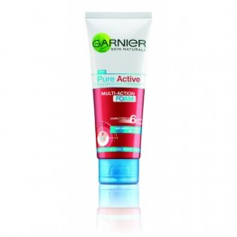 Garnier Pure Acitve Multi-Action Foam 100ml