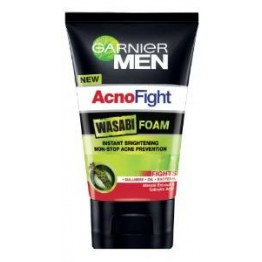Garnier Men Acno Fight Wasabi Foam 100ml