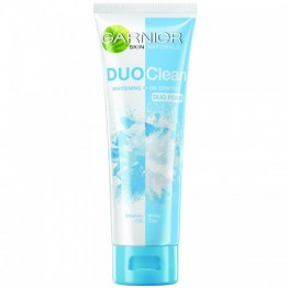 Gariner Duo Clean Whitening Oil Control Duo Foam 80ml