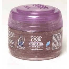 Good Look Hair Gel Lavendar 330ml Purple