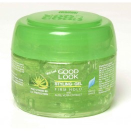 Good Look Hair Gel Aloe Vera 330ml Green