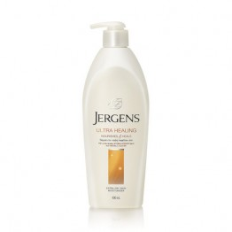 Jergens Body Lotion-Ultra Healing Noruishes & Heals Extra 400ml
