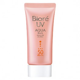 Biore UV Aqua Rich Watery Essence with BB SPF 50 PA+++ 33g
