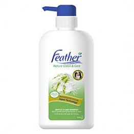 Feather Gentle & Care Shampoo 650ml