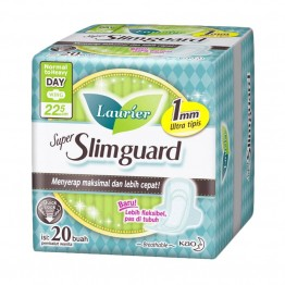 Laurier Super Slimguard Day 22.5cm 20s