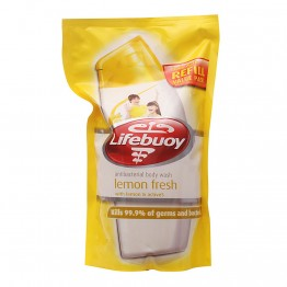 Lifebuoy Bodywash Lemon Fresh Refill 900ml