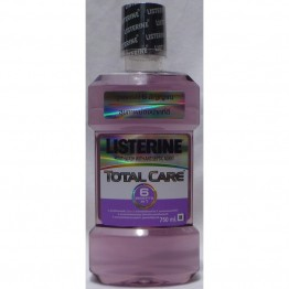 Listerine Mouthwash - Total care 750ml