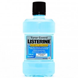 Listerine Mouthwash - Tartar Protection 750ml